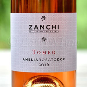 Amelia Rosato Tomeo 2016 Zanchi