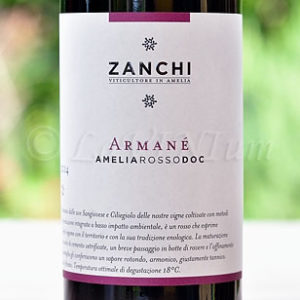 Amelia Rosso Armané 2014 Zanchi