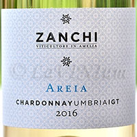 Areia Chardonnay 2016 Zanchi