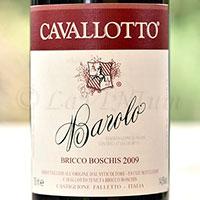 Barolo Bricco Boschis 2009 Cavallotto