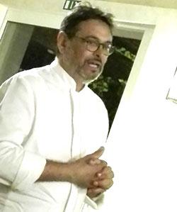 chef Roberto Franzin