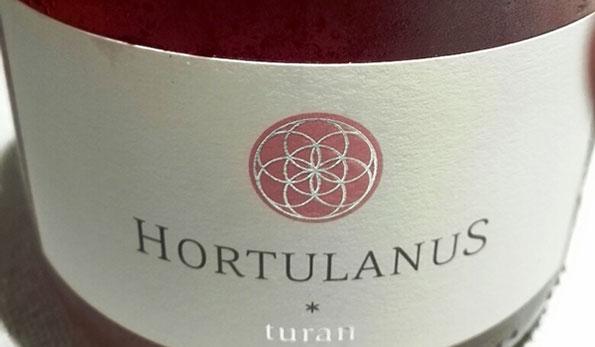 VINerdì Igp, il vino della settimana: Turan Brut Rosato Metodo Ancestrale, Hortulanus
