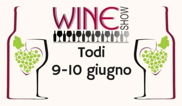 Wine Show Todi 2018