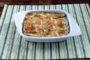 Parmigiana di zucchine e patate e Tintilia del Molise