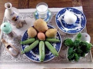 ingredienti per la ricetta della parmigiana
