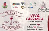 TusciAutoctona: a Capranica si aprono le porte ai vini e ai vitigni della Tuscia e non solo