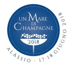 Logo Un Mare di Champagne