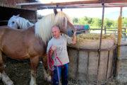Il vignaiolo che sussurra ai cavalli. Roberto di Filippo: l'Umbria e i suoi vini