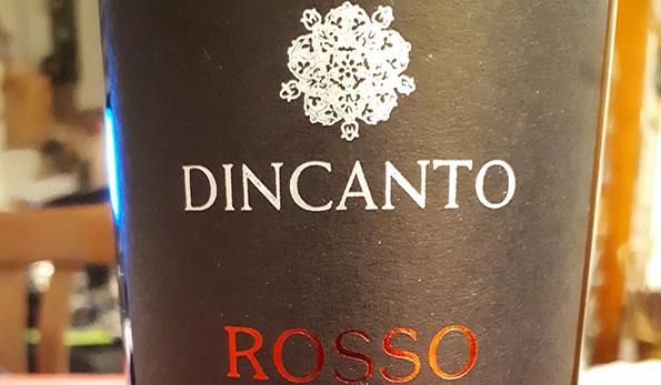 Dincanto Rosso Vini Santa Francesca