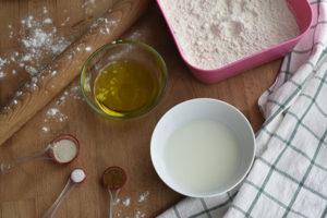 ingredienti piadina