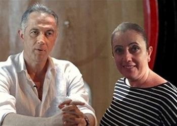 Giuseppe Gorelli e Gigliola Giannetti