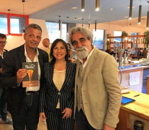 Michele Scognamiglio, Carmen Guerriero e Beppe Vessicchio