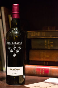 Six Grapes Graham's Reserve Port