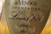 VINerdì Igp, il vino della settimana: Champagne Brut Louis XV 1995 - de Venoge