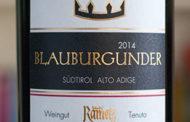 Alto Adige Pinot Nero 2014