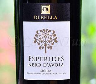 Sicilia Esperides Nero d'Avola 2017 – Di Bella