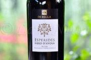 Produttori, un vino al giorno: Esperides Nero d'Avola 2017 - Di Bella
