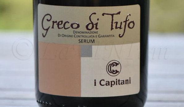 Greco di Tufo Serum 2016 – I Capitani