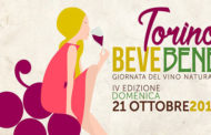 Torino Beve Bene 2018: il capoluogo piemontese punta ai vini naturali