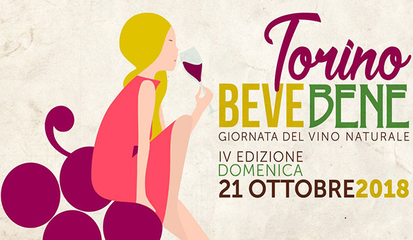 Locandina Torino Beve Bene 2018