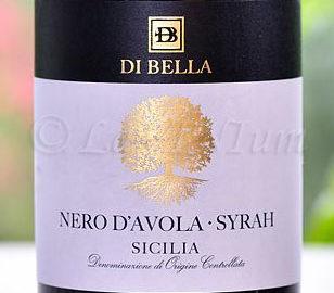 Sicilia Nero d'Avola – Syrah 2013 – Di Bella
