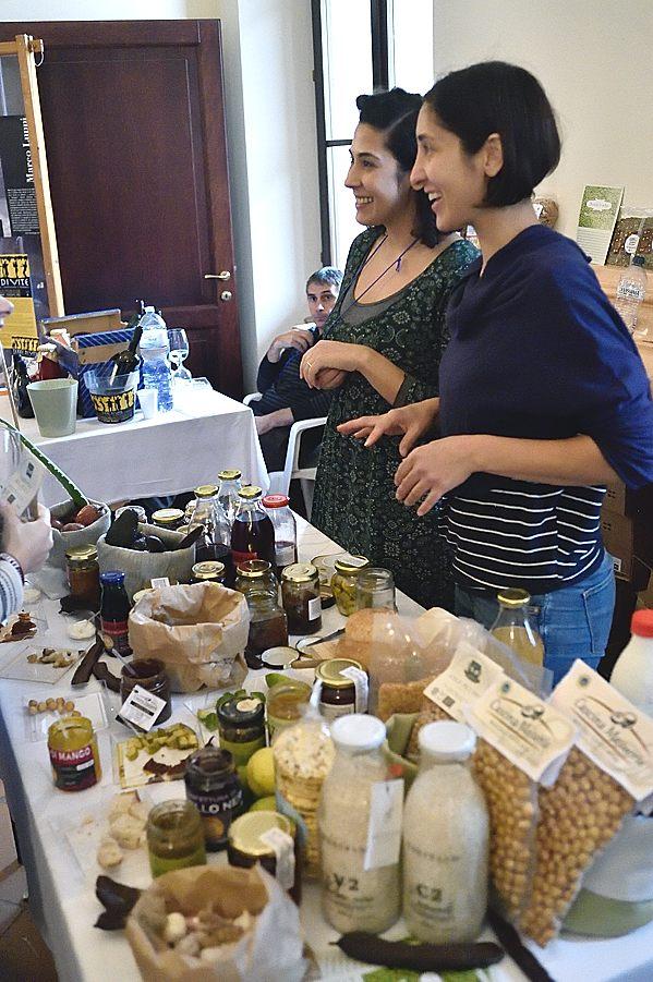 Le Sorelle in Erba e i prodotti di Alchimia Verde