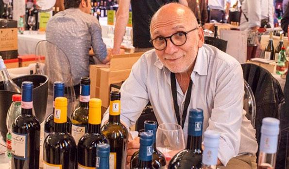 Ettore Ciancico e il suo Sangiovese ospiti di Cap'alice