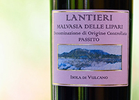 Malvasia delle Lipari Lantieri Passito 2012
