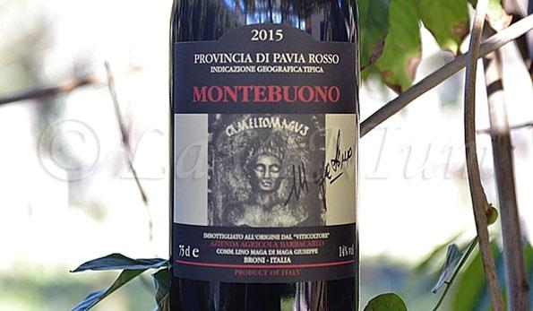 Montebuono Rosso 2015 Barbacarlo