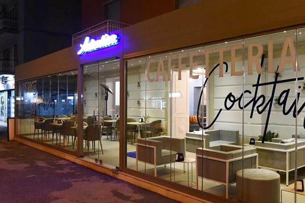 Esterno ristorante Autentica, foto di Raffaele Nocera
