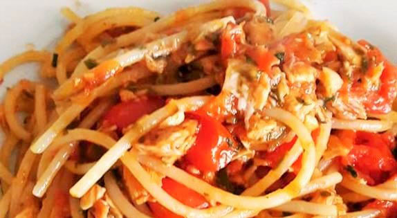 Spaghetti Alla Bolognese Sono Con Il Tonno Non Con Il Ragu Lavinium