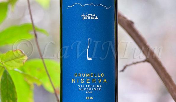 Valtellina Superiore Grumello Riserva 2015 Pizzo Coca