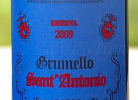 Valtellina Superiore Grumello Sant'Antonio Riserva 2009