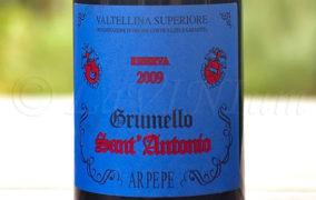 Valtellina Superiore Grumello Sant'Antonio Riserva 2009 - Ar.Pe.Pe.