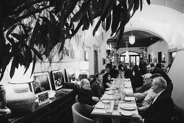 sala ristorante Konnubio
