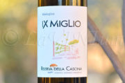 Produttori, un vino al giorno: IX Miglio Bianco 2016 - Riserva della Cascina