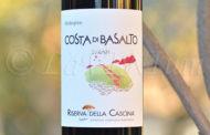 Produttori, un vino al giorno: Costa di Basalto Syrah 2017 - Riserva della Cascina