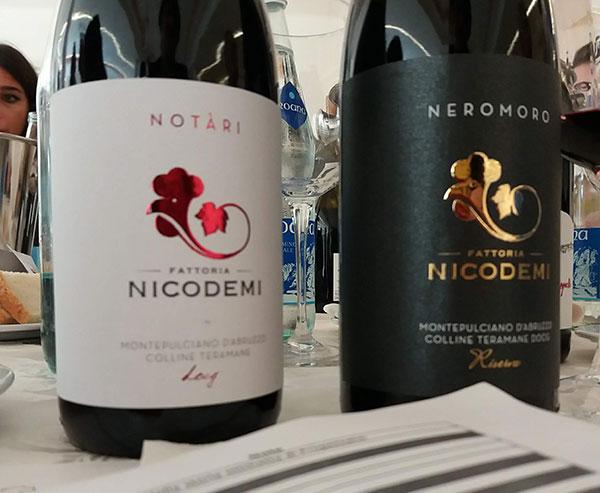 I vini di Nicodemi