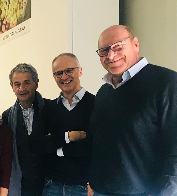 Sergio, Riccardo e Massimo di SanVitis