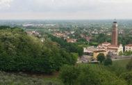 La Recantina e il Montello Rosso, le tinte rosse delle colline asolane