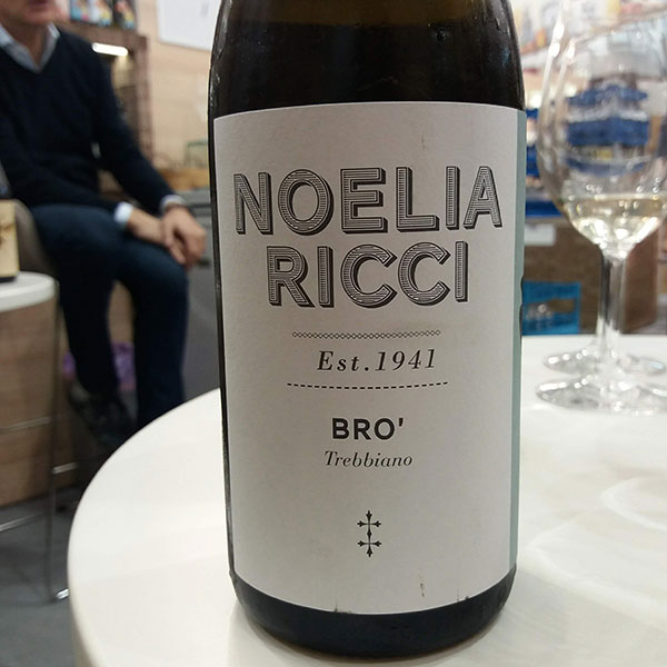 Bro' Noelia Ricci