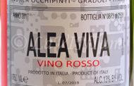 Alea Viva Rosso 2017
