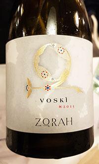 Voskì 2015 Zorah