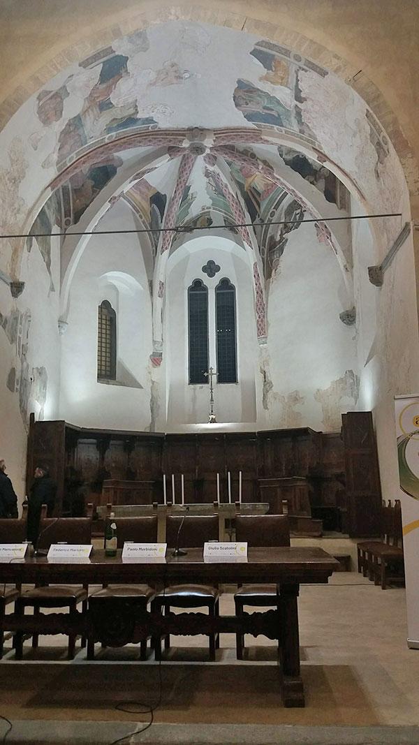 Chiesa di San Francesco di Montone