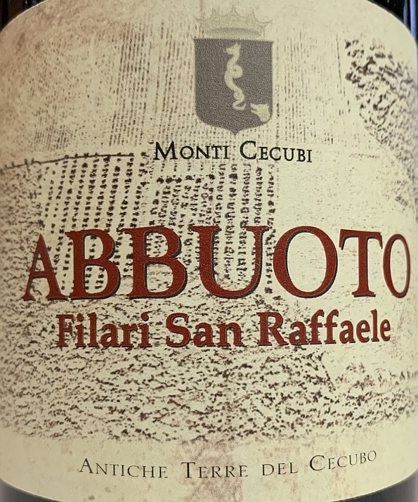 Abbuoto - Monti Cecubi