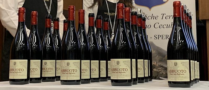 Abbuoto - Monti Cecubi - Verticale