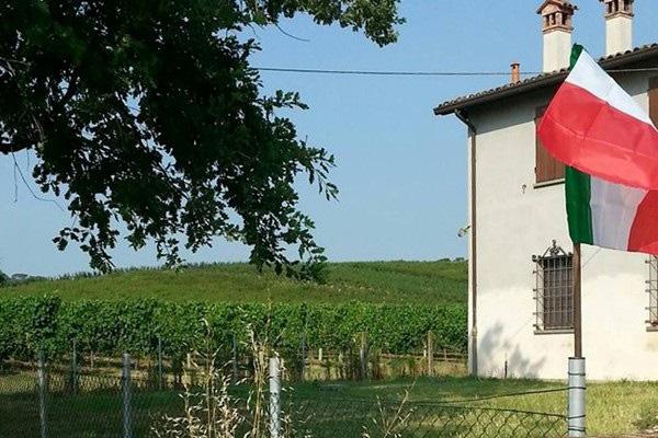 Gabriele Succi e i suoi vini della Serra dei colli di Faenza