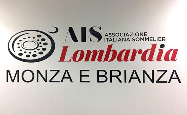 Logo AIS Lombardia Monza e Brianza
