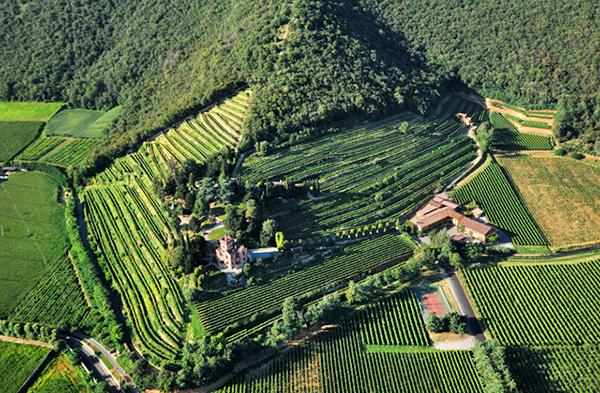 Monte Orfano Castello Bonomi