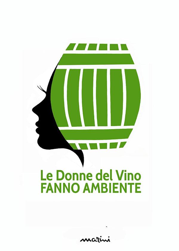 Donne vino e ambiente